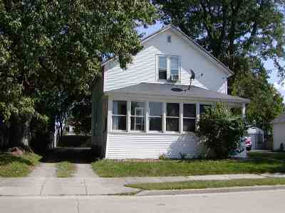 Oshkosh Multi Family Home Active-No Offer: 1038 Jefferson