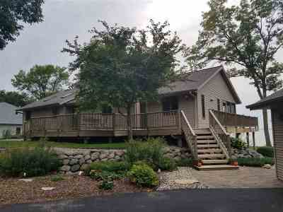 Single Family Home Active-No Offer: N9684 Highland Park