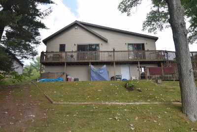 Shawano County Single Family Home Active-No Offer: N2865 Hwy Y