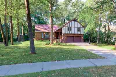 Oshkosh Single Family Home Active-No Offer: 1555 Villa Park