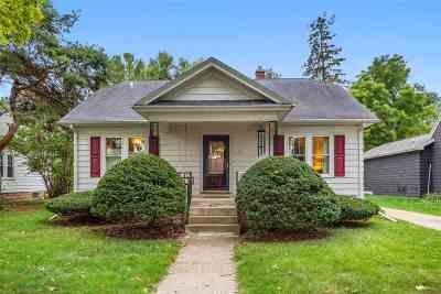 Appleton Single Family Home Active-Offer No Bump: 431 E Circle