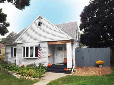 Appleton Single Family Home Active-No Offer: 9 Cherry