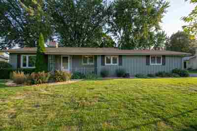 Appleton Single Family Home Active-No Offer: 415 W Capitol
