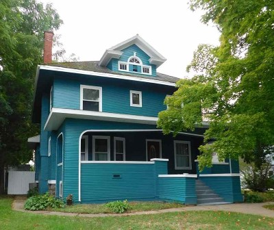 Shawano Single Family Home Active-No Offer: 212 W Green Bay