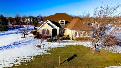 Neenah Single Family Home Active-No Offer: 3012 Saffron