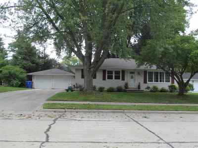 Kaukauna Single Family Home Active-No Offer: 608 Black