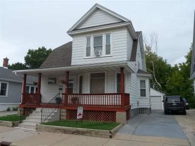 Green Bay Single Family Home Active-No Offer: 820 Cora