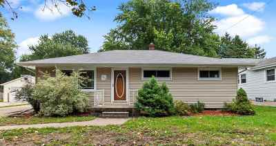 Appleton Single Family Home Active-No Offer: 1612 S Walden