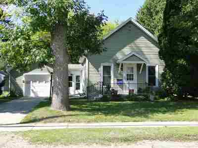 Oshkosh Single Family Home Active-Offer No Bump: 1329 Central