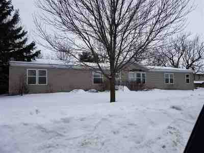 Oconto Falls Single Family Home Active-No Offer: 183 N Farm