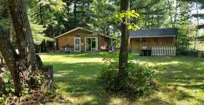 Single Family Home Active-No Offer: N9752 Wasko