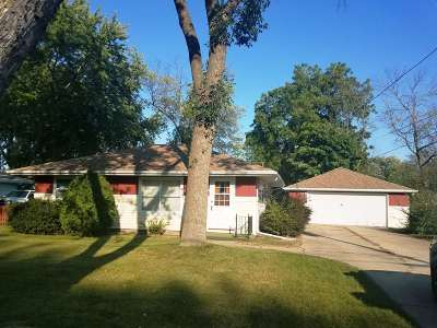 Oshkosh Single Family Home Active-No Offer: 2024 Crane