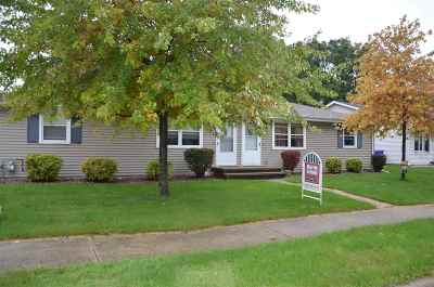 Kaukauna Multi Family Home Active-No Offer: 594 Linda