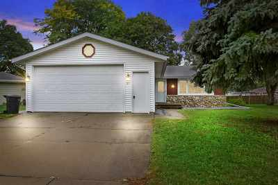 Appleton Single Family Home Active-No Offer: 27 Tracy