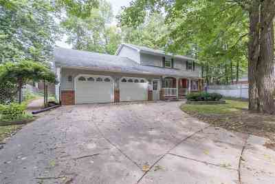 Appleton Single Family Home Active-No Offer: 648 White Birch