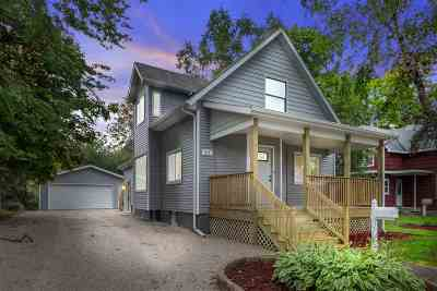 Neenah Single Family Home Active-No Offer: 815 Hewitt