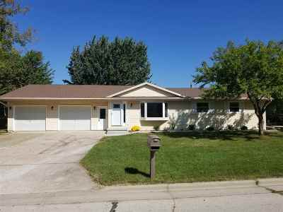 Wrightstown Single Family Home Active-No Offer: 355 E Clay