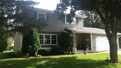 Oshkosh Single Family Home Active-No Offer: 2635 Chatham