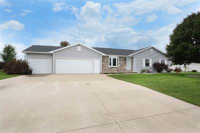Appleton Single Family Home Active-No Offer: W5354 Amy