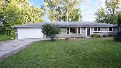 Neenah Single Family Home Active-No Offer: 2527 Hwy Jj