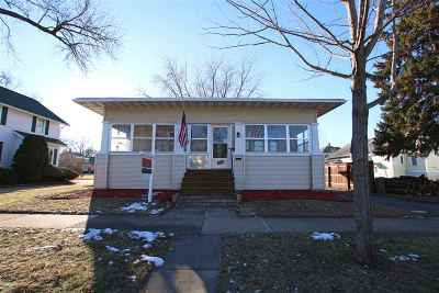 Single Family Home Active-No Offer: 226 E 10th
