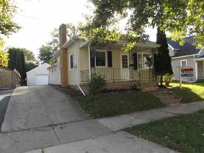 Appleton Single Family Home Active-No Offer: 538 N State
