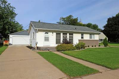 Neenah Single Family Home Active-No Offer: 613 S Western