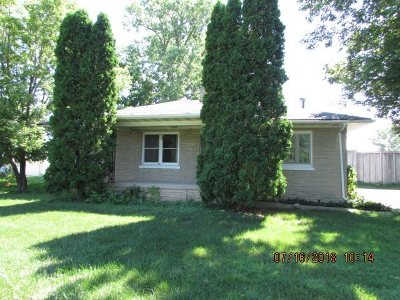 Menasha Single Family Home Active-No Offer: 1351 Racine