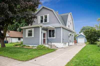 Oshkosh Single Family Home Active-No Offer: 665 Grove