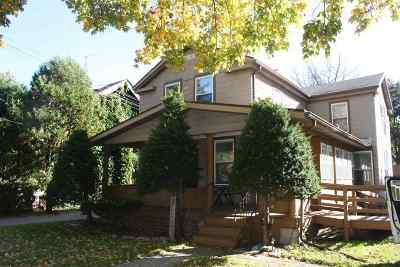 Appleton Single Family Home Active-No Offer: 719 E Washington