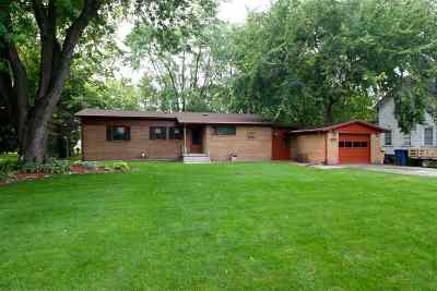 Oshkosh Single Family Home Active-No Offer: 2843 Stoney Beach