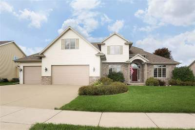 Appleton Single Family Home Active-No Offer: 4519 N Watershed