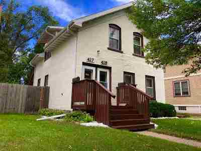 Green Bay Multi Family Home Active-No Offer: 419 N Ashland