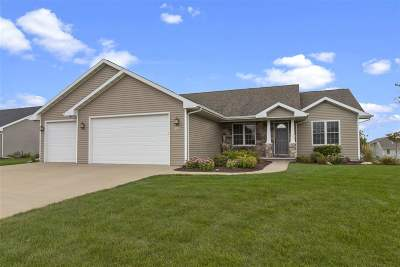 Greenville Single Family Home Active-Offer No Bump: W7233 Moonlight