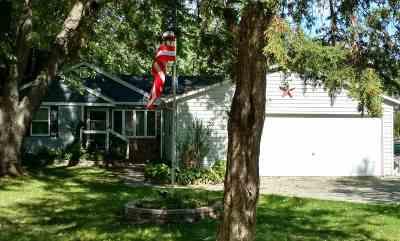 Oshkosh Single Family Home Active-No Offer: 28 Sennholz