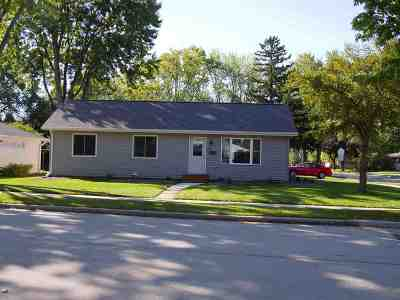 Appleton Single Family Home Active-No Offer: 807 E Harding