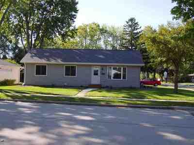 Single Family Home Active-Offer No Bump: 807 E Harding