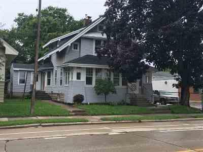 Oshkosh Single Family Home Active-No Offer: 849 N Main