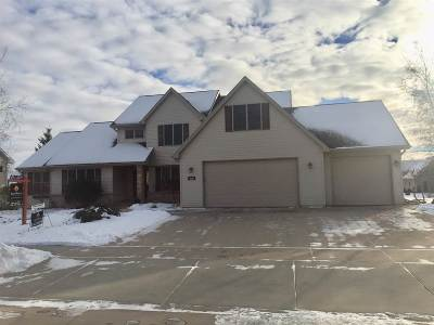 Appleton Single Family Home Active-No Offer: 4837 N Stargaze