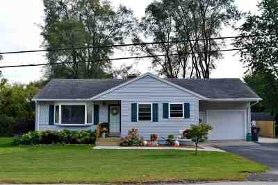 Kaukauna Single Family Home Active-Offer No Bump: 424 Hwy Ce