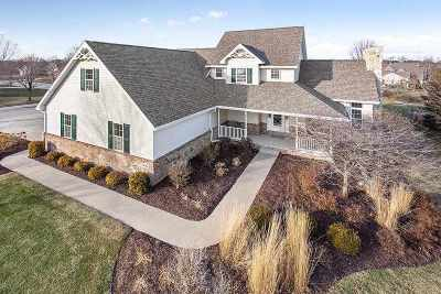 Green Bay Single Family Home Active-No Offer: 3630 Valley Brooke