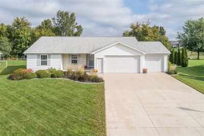 Greenville Single Family Home Active-Offer No Bump: W6398 Boonesborough