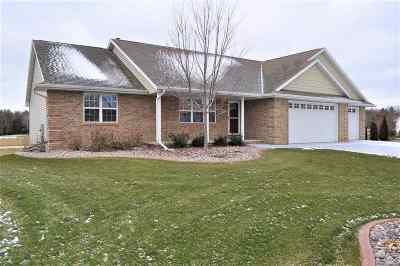 Howard, Suamico Single Family Home Active-Offer No Bump: 2937 Firethorn
