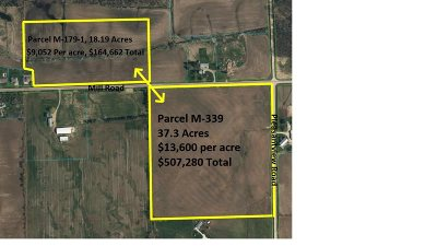 Residential Lots & Land Active-No Offer: Mill