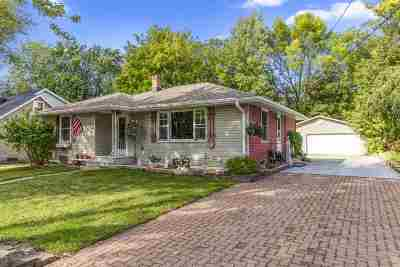 Kaukauna Single Family Home Active-Offer No Bump: 304 W 13th
