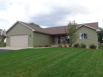 Shawano Single Family Home Active-Offer No Bump: 1368 S Prospect