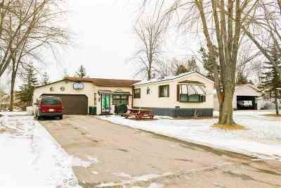 Cecil Single Family Home Active-No Offer: N5936 Derby