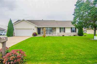 Wrightstown Single Family Home Active-Offer No Bump: 115 Golden Wheat