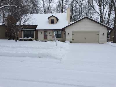 Appleton Single Family Home Active-No Offer: 3324 S Poplar