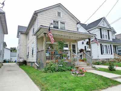 Appleton Multi Family Home Active-Offer No Bump: 617 N Appleton